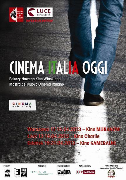 CINEMA ITALIA OGGI